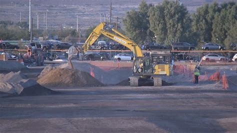 google planning open data center henderson dec las