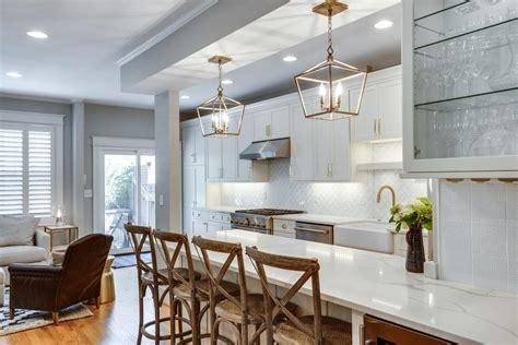 kitchen design   single wall straight kitchen