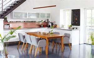 Offene Küche Und Wohnzimmer : eine offene k che verbindet kochen und essen wohnen und relax ~ Markanthonyermac.com Haus und Dekorationen
