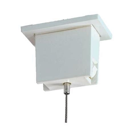 fixation pour plafond suspendu fixation plafond autobloquante pvc x2 panneau suspendu