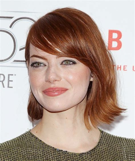 how to style haircuts found 13 of the best hairstyles for faces lob 5055