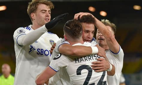 Man Utd V Leeds On Tv - 2020-21 Premier League - Leeds Utd ...