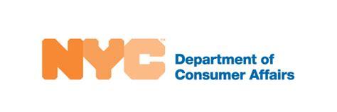 bureau of consumer affairs nyc department of consumer affairs on risd portfolios
