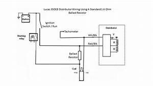 Lucas 35de8 Distributor Wiring