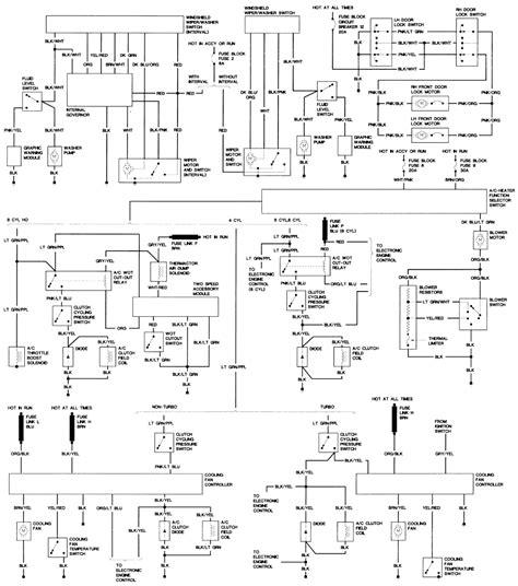 Mustang Efi Carb Wiring Diagram Ford