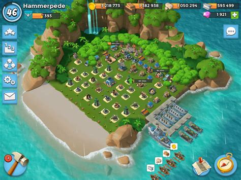 foto de Boom Beach Level HQ 18 Base Kontroversial Keith