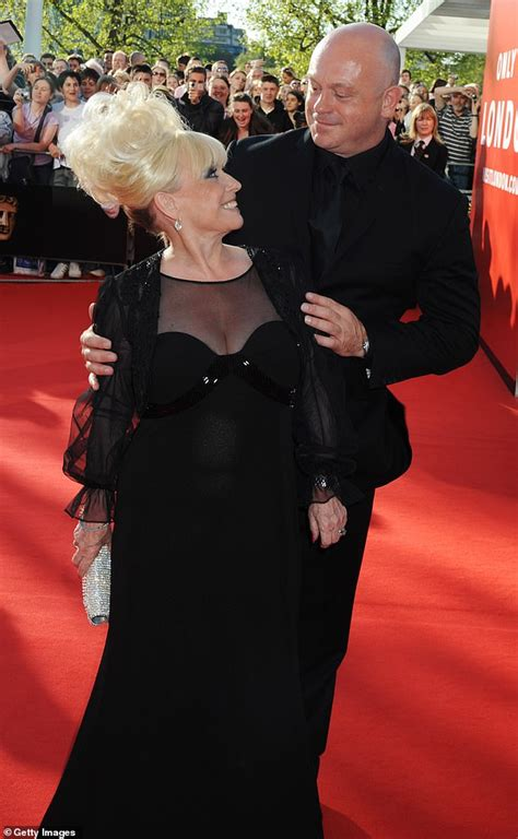 Barbara Windsor's husband Scott Mitchell says star will ...