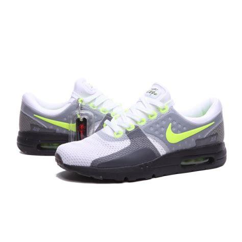lēti nike air max zero sieviešu skriešanas apavi balti ...