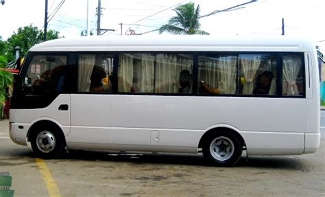 seater mitsubishi rosa bus booking delhi minibus