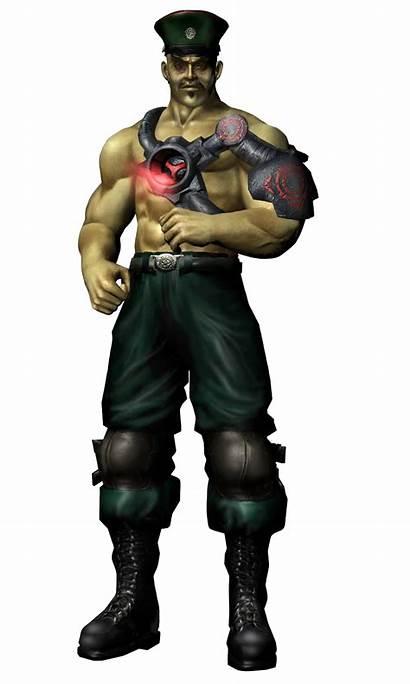 Mortal Kombat Hao Hsu Deadly Alliance Characters