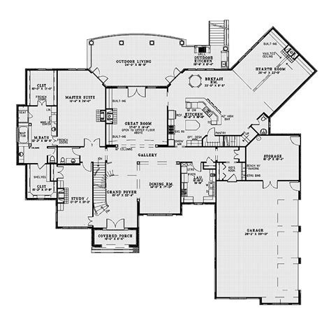 Harmonious 000 Sq Ft House Plans by 10 000 Sq Ft House Plans Home Planning Ideas 2017