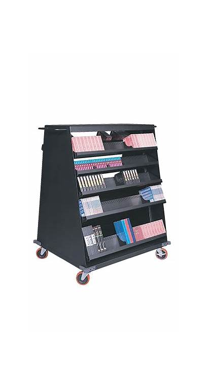 Mobile Storage Cart Secure Multi Dasco Solutions