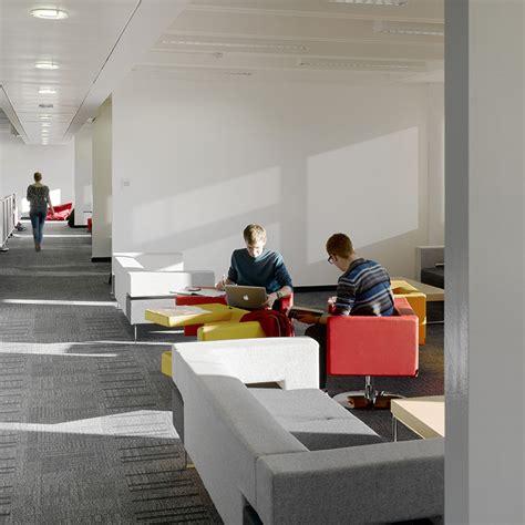 jb morrell library harry fairhurst building university