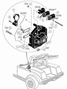 1994 Club Car 36v Wiring Diagram