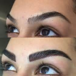 Microblading vs Tattoo Eyebrows