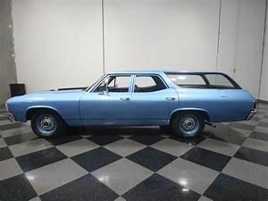 1971 Chevrolet Chevelle Wagon Station Wagon 350 V8 Crate