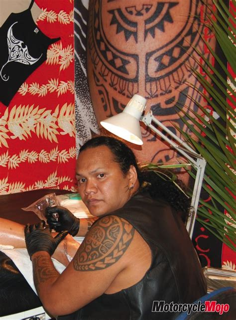 Tatau Definition and Meaning on Tribal Tatoos - Mojo Magazine
