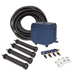 easypro klc koi pond aeration kit    gallon
