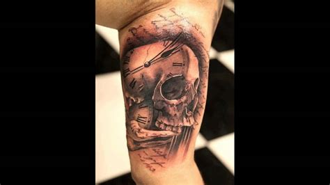 40 Best Skull Tattoo Designs Youtube