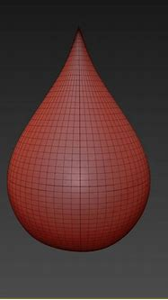 Water Drop 3D Model .max .obj - CGTrader.com