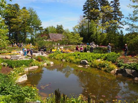 A Visit To The Coastal Maine Botanical Gardens New