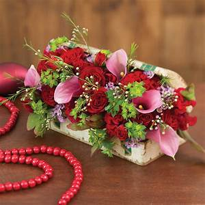 Box, Of, Blooms, A, Floral, Arrangement, How