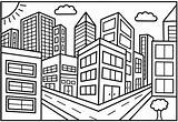 Coloring Pages Perspective Toddler Printable Easy Sheets Bestcoloringpagesforkids Books Christmas Urbano Hellboyfull Dibujo sketch template