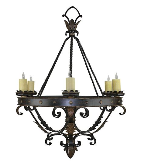 wrought iron lighting mexican iron chandeliers wrought