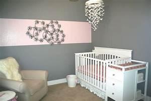 deco chambre bebe fille en gris pourquoi pas With chambre bébé design avec commander rose