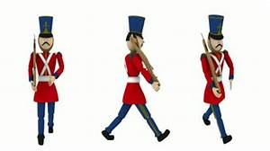 Soldiers Marching Clipart (28+)