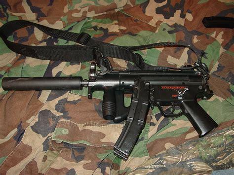 hk mp pdw silenced   airsoft gun dont    flickr