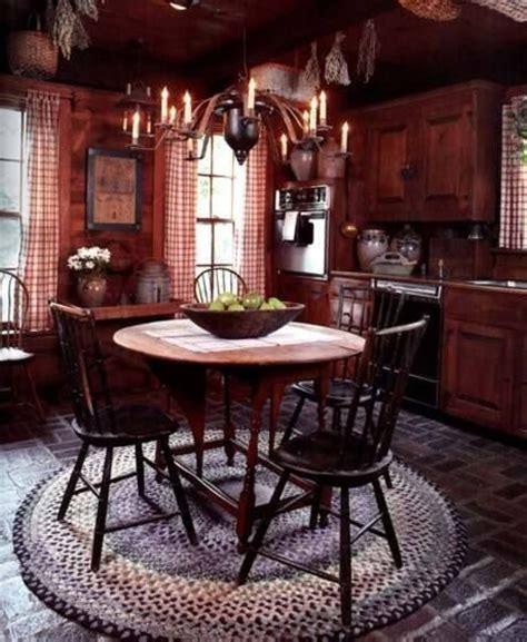 Primitive Colonial Kitchen  Primitives Pinterest
