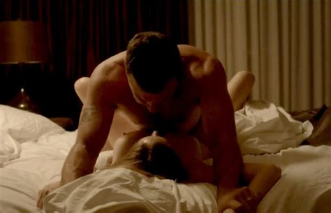 Vinessa Shaw Rides A Guy In Ray Donovan Series Free