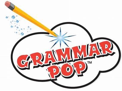 Grammar Pop Clipart Word Punctuation Words Fun