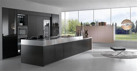 cuisine noir pas cher cuisine contemporaine pas cher cuisine design blanche et