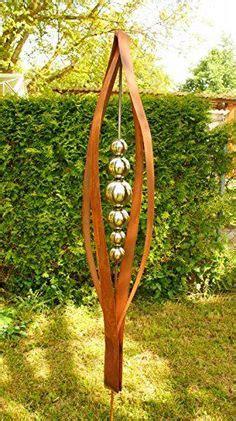 Deko Garten Plastik by Moderne Gartendeko Metall Hohe Skulptur Blumen Garten