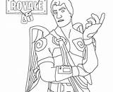 Fortnite Dessin Imprimer Coloring Coloriage Skin Noir Characters Ninja Chevalier Pioche Rose Drawings Catho Boy Female Gratuit Facile Pixel Archives sketch template