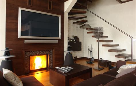 Fireplace Tv Pictures four reasons not to slap that flat screen tv your