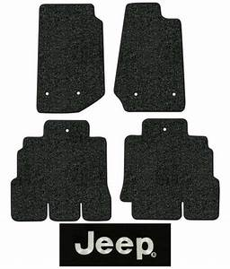 2014-2018 Jeep Wrangler Floor Mats - 4pc