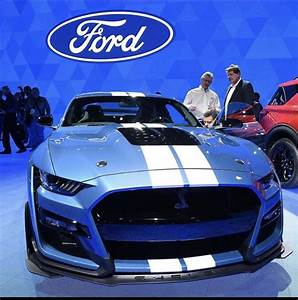 2020 Ford Shelby GT500 | Ford shelby, Shelby gt500