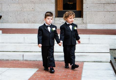 how to get your ring bearer to behave