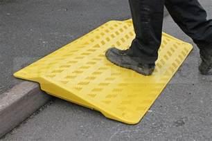 Wheelchair Curb Ramps
