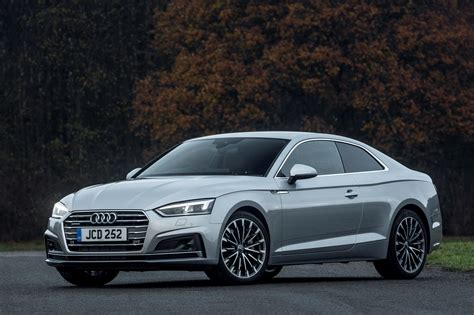 audi a5 coupe review parkers
