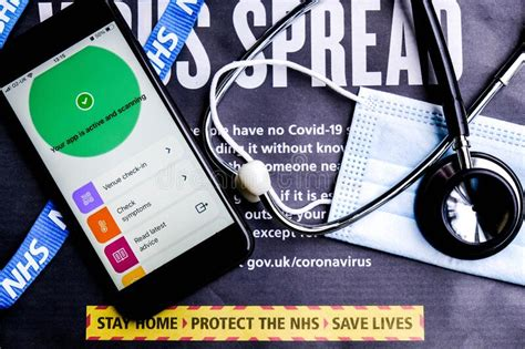 Nhs healthcare science jobs after biomed. NHS Track And Trace Covid-19 Smartphone Application ...