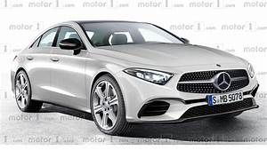 Mercedes Cls 2018 : 2018 mercedes cls rendering previews evolutionary design ~ Melissatoandfro.com Idées de Décoration