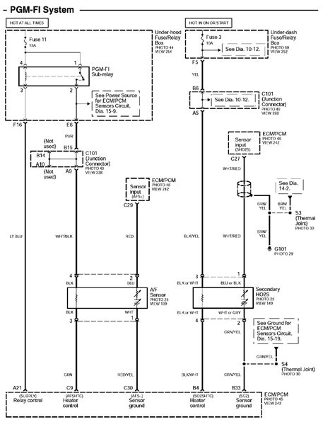 Crankshaft Sensor Wire Diagram For 2001 Honda Civic Dx by Can I Get A Ecu Wiring Diagram For 2006 Civic Ex Im