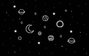 black galaxy gif black aesthetic black and white aesthetic ...