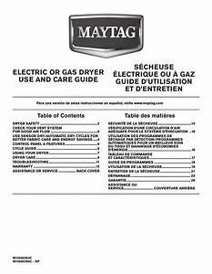 Maytag Medc555dw Centennial Dryer