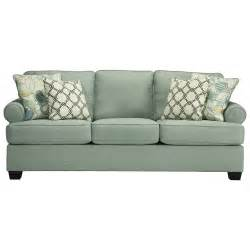 daystar seafoam sleeper sofa