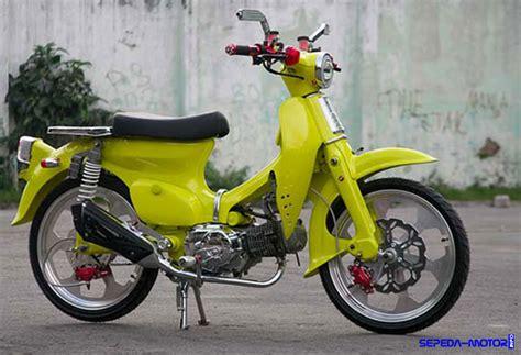Biaya Modif Grand Jadi C70 by Berapa Biaya Untuk Modifikasi Honda C70 Info Sepeda Motor